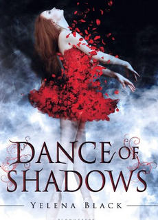 C&J: Book, Dance of Shadows