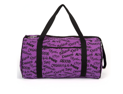 Dasha: Street Dance Duffel Bag