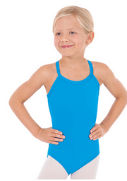 Eurotard: Children's Adjustable Cami Leotard (#44819C)