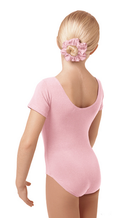 Eurotard: Children's Short-Sleeved Leotard (#1043)