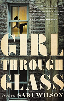 C&J: Book, Girl Through the Glass