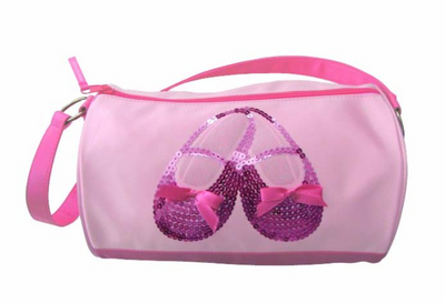 Horizon: Satin & Sequins Duffel Bag
