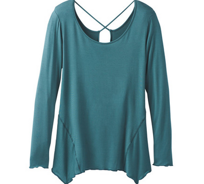 Prana: Sasha Long-Sleeve Top