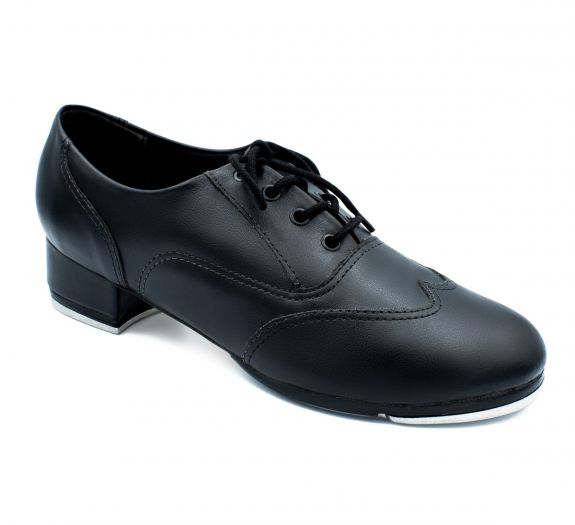 So Danca: Tap Shoe, Full Sole (#TA20) Black