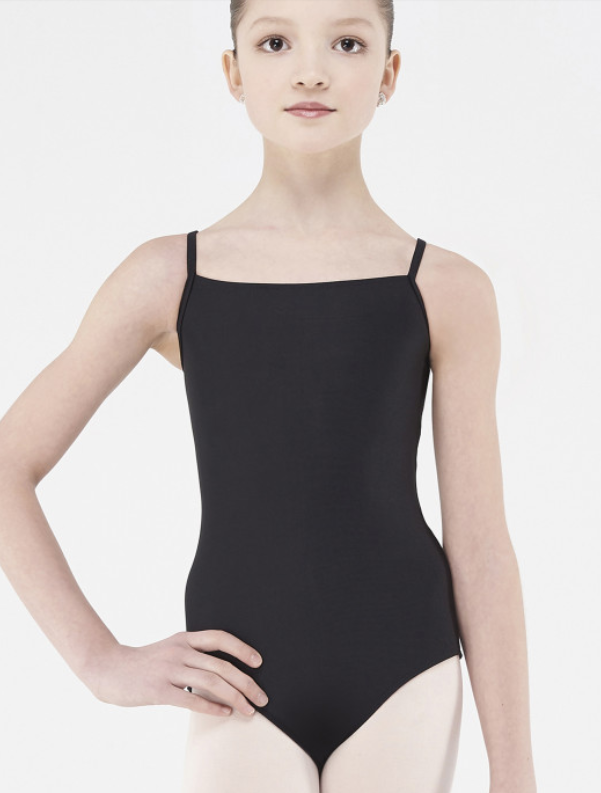 Wear Moi: Children's Cami Leotard, Cassis