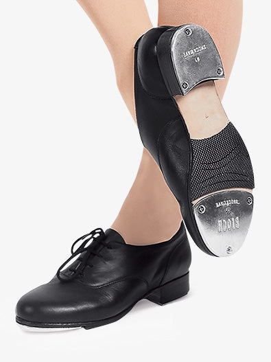 Bloch: Tap Shoe, Full Sole, Respect (#S0361L) Black