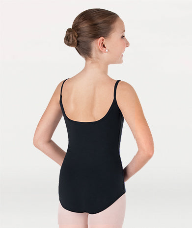 Body Wrappers: Children's Cami Leotard (#BWC124)