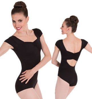 Body Wrappers: Cap Sleeve Leotard (#P450)
