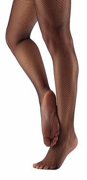 Capezio: Adult Tights, Basic Seamless Fishnet (#3407)