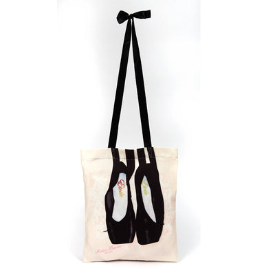 Dasha: Pointe Shoe Tote