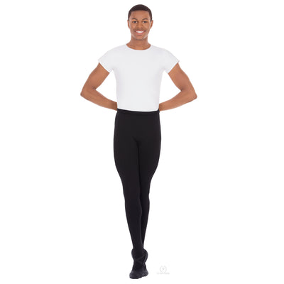 Eurotard: Men's Tights, Footed Tight (#34943)