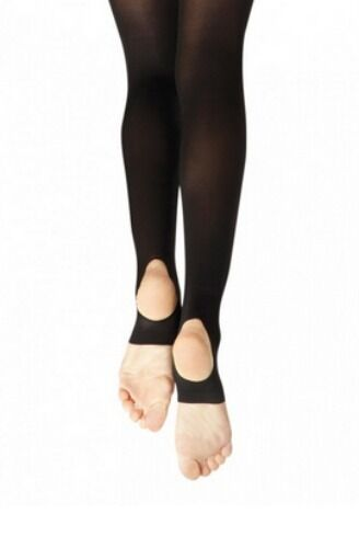 Mondor: Adult Tights, Ultra Soft Stirrup (#362A)