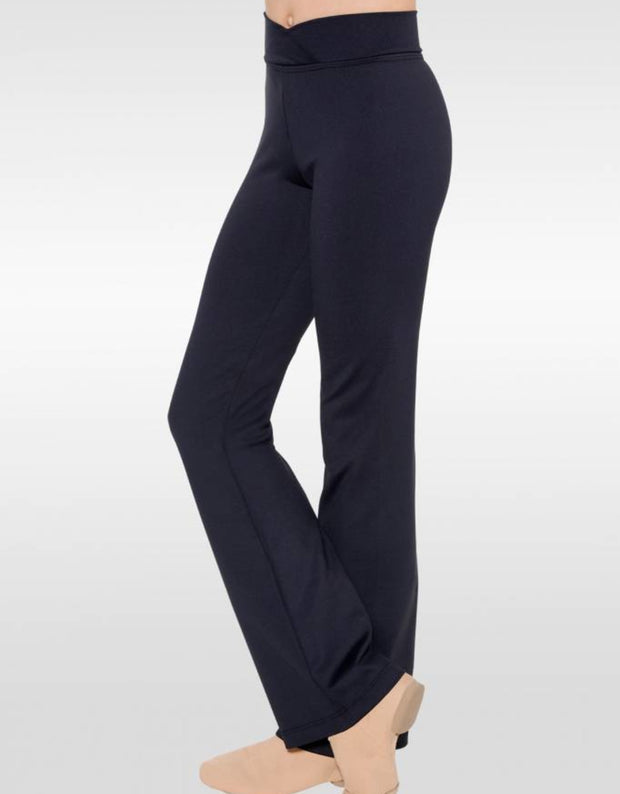 So Danca: V-Front Pants (#D3508) Youth