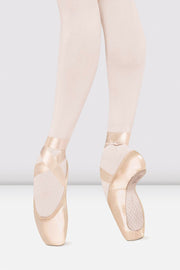 Bloch: Pointe Shoe, Sonata (#S0130) Pink