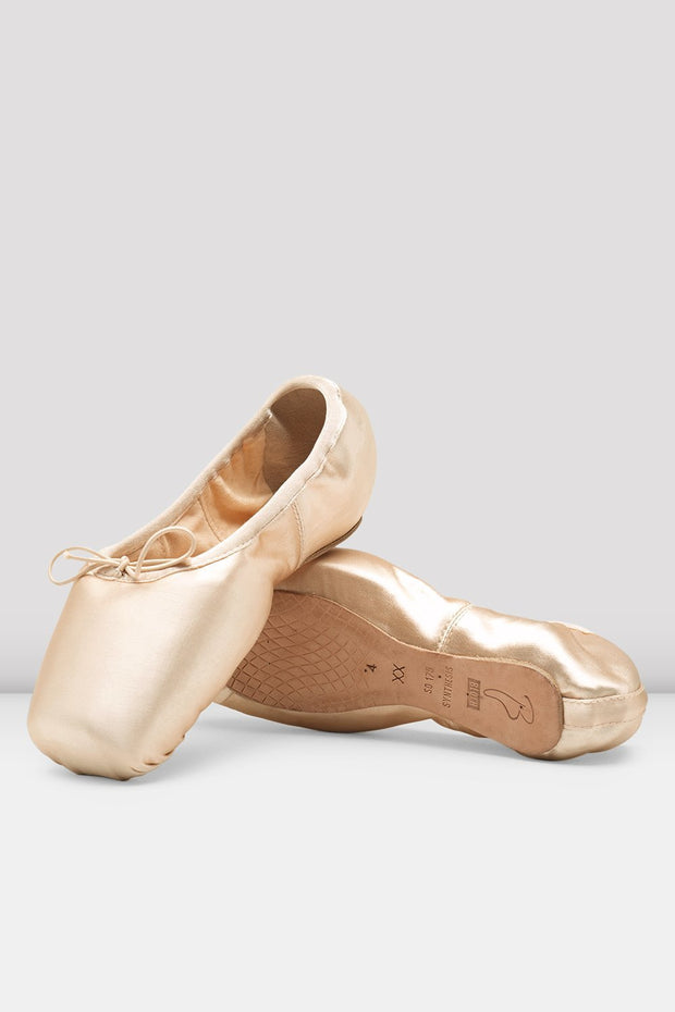 Bloch: Pointe Shoe, Synthesis (#S0175L) Pink