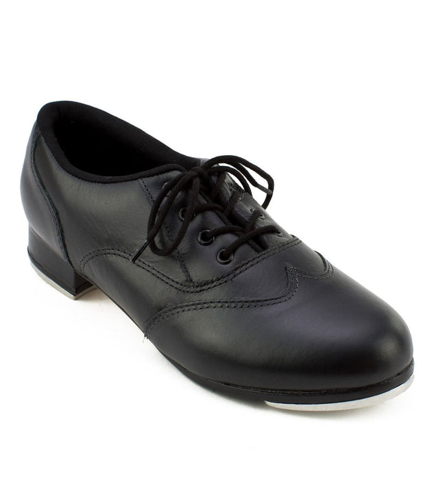 So Danca: Tap Shoe, Leather, Willow (#TA48) Black