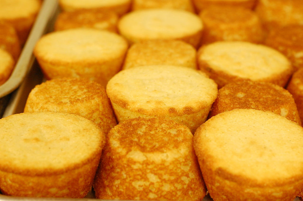 Roasted White Corn Meal