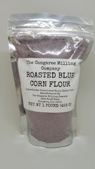 Roasted Blue Corn Flour