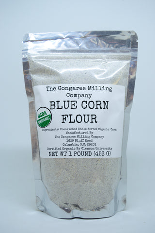 Stone Ground Organic Corn Flour