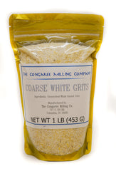 Coarse White Grits