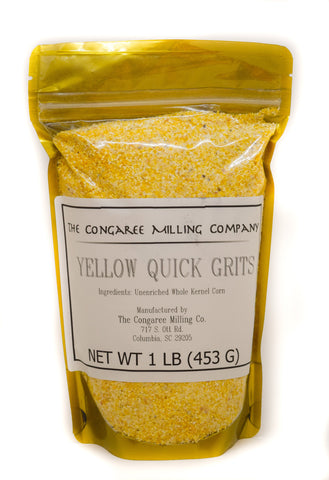 Yellow Quick Grits