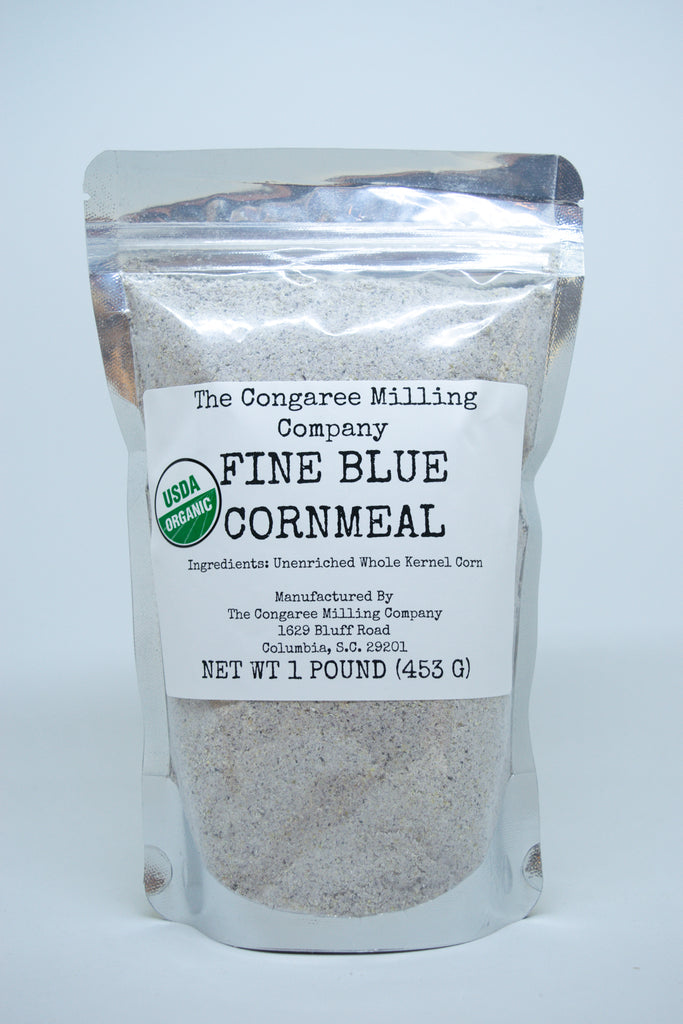 Fine Blue Corn Meal