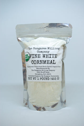 Fine White Corn Meal