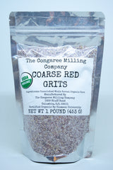 Coarse Red Grits