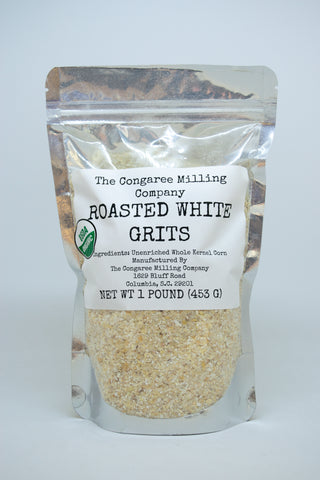 Roasted White Grits