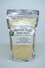 Roasted Yellow Corn Flour