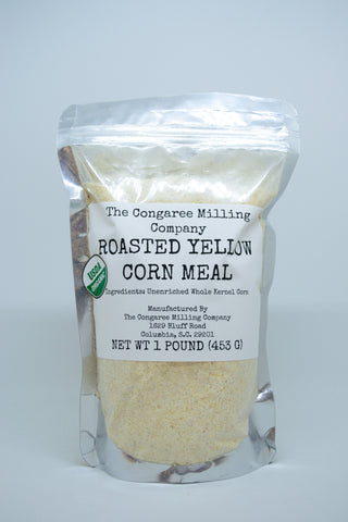 Roasted Yellow Corn Meal