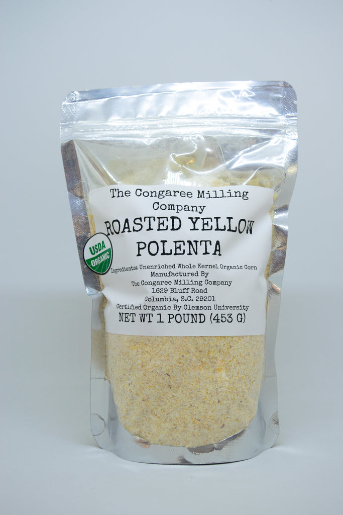Roasted Yellow Polenta