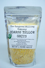 Coarse Yellow Grits