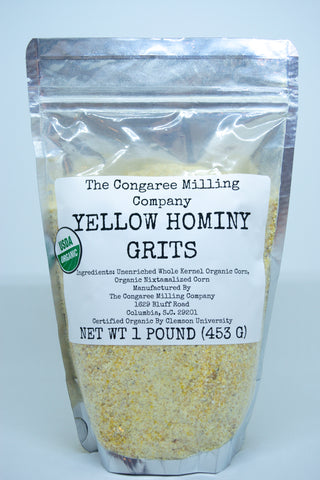 Coarse Yellow Hominy Grits