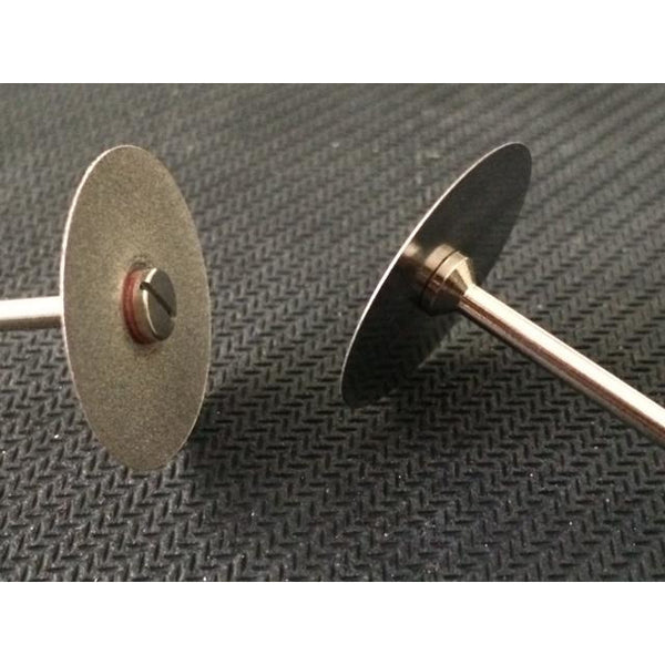 22 mm Diamond Disk (Fits 25mm Guard)