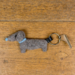Dachshund Key Rings