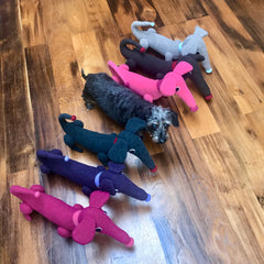 soft toy dachshund group