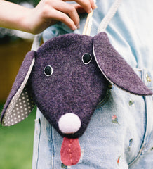 children's dog handbag by cdbdi