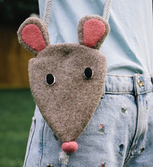 New Mouse Handbag For Children