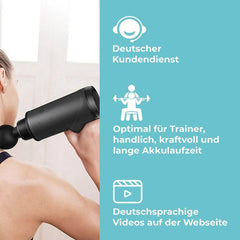 OrthoGun 2.0 Massagepistole