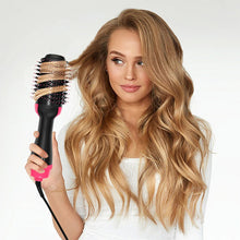 Load image into Gallery viewer, One Step Hair Dryers And Volumizer Blower Professional 4-in-1 Hair Dryers Hot Brush