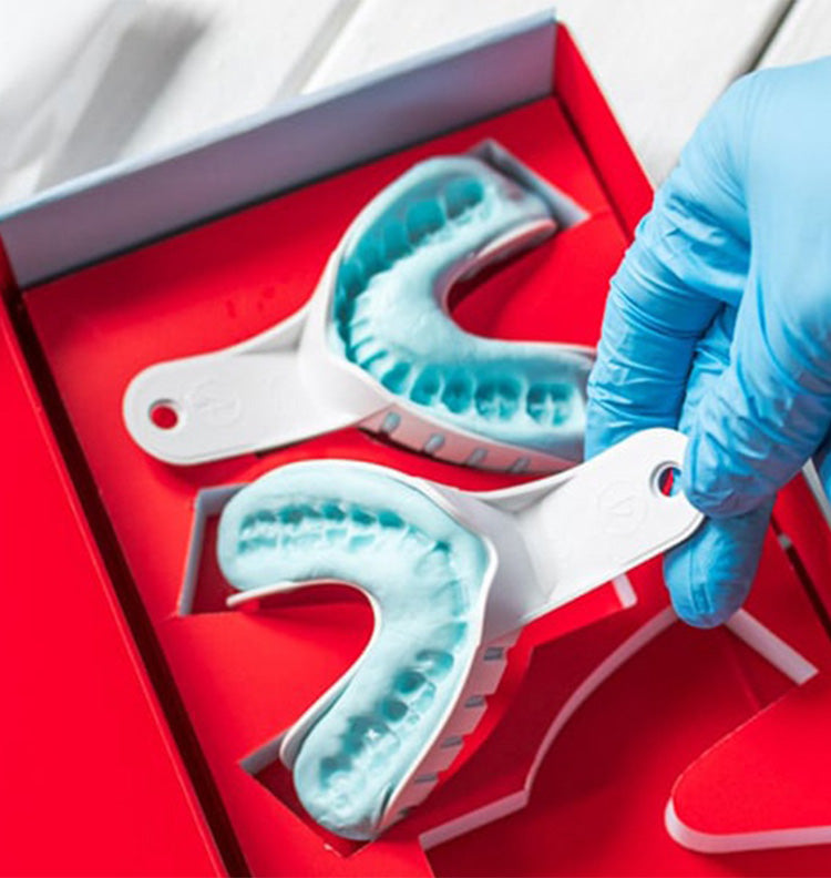 Invisible Aligner Impression Kit - Byte®