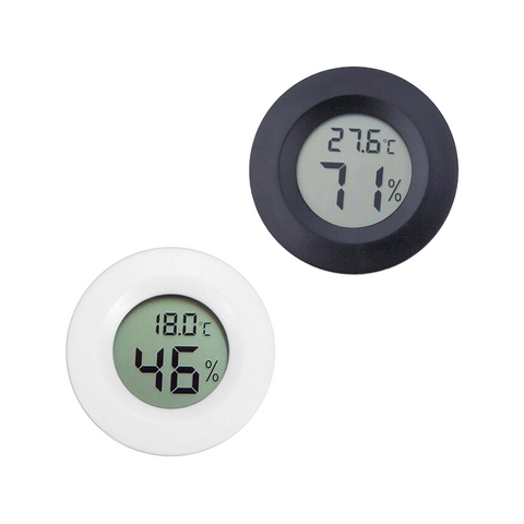 Digital Temperature & Humidity Monitor