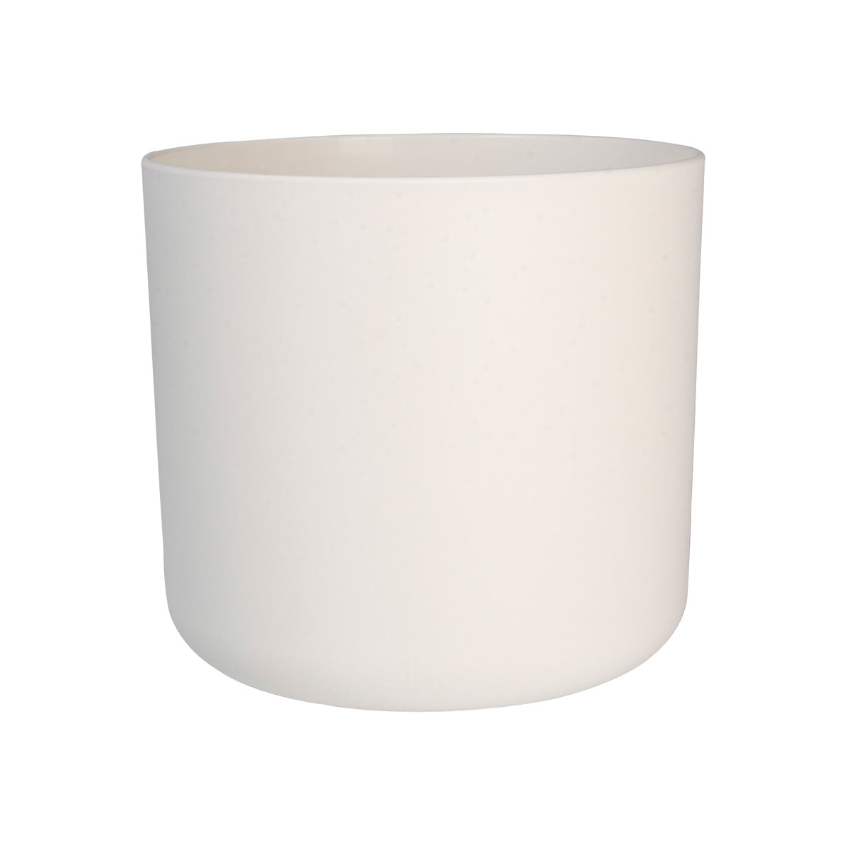 B.for Soft Cover Pot - 18cm - White
