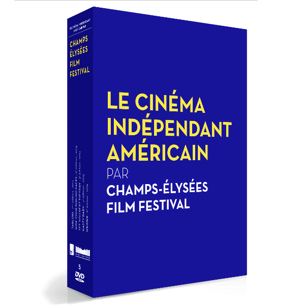 COFFRET CHAMPS-ELYSEES FILM FESTIVAL