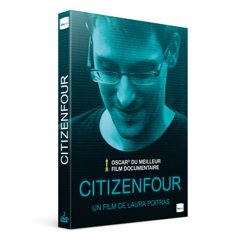 CITIZENFOUR (2 DVD)