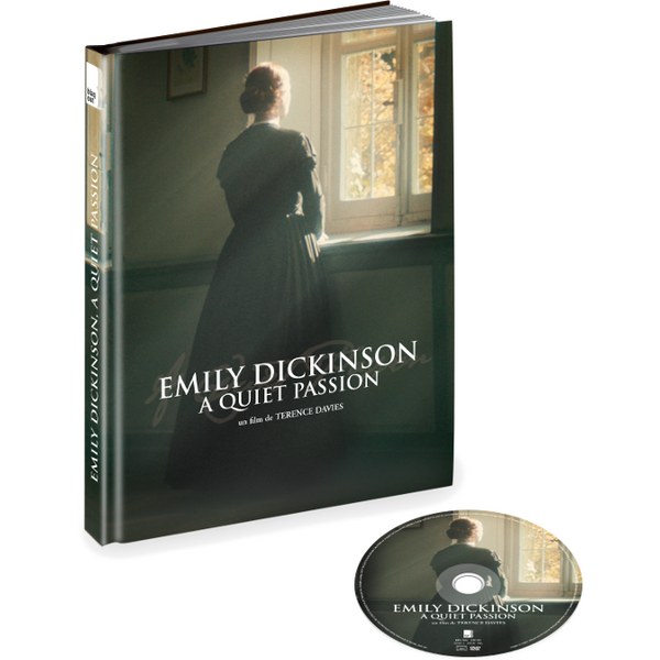EMILY DICKINSON, A QUIET PASSION (DIGIBOOK)
