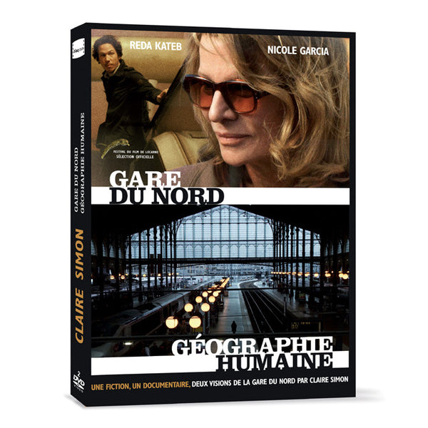 GARE DU NORD / GEOGRAPHIE HUMAINE (2 DVD)