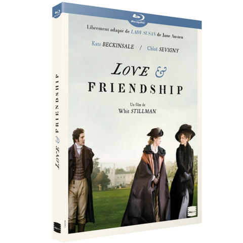 LOVE AND FRIENDSHIP (BR)