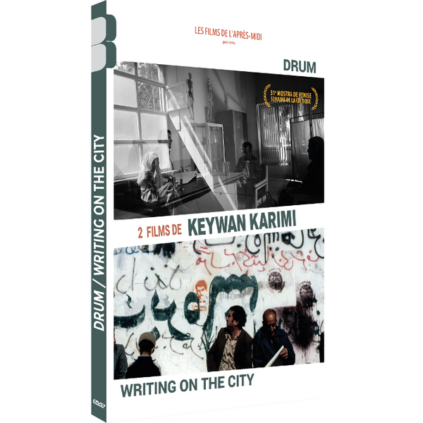 DRUM / WRITING ON THE CITY : 2 FILMS DE KEYWAN KARIMI